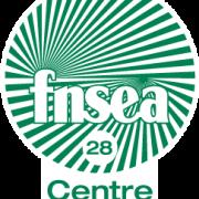 Fnsea cvl28 applat blanc